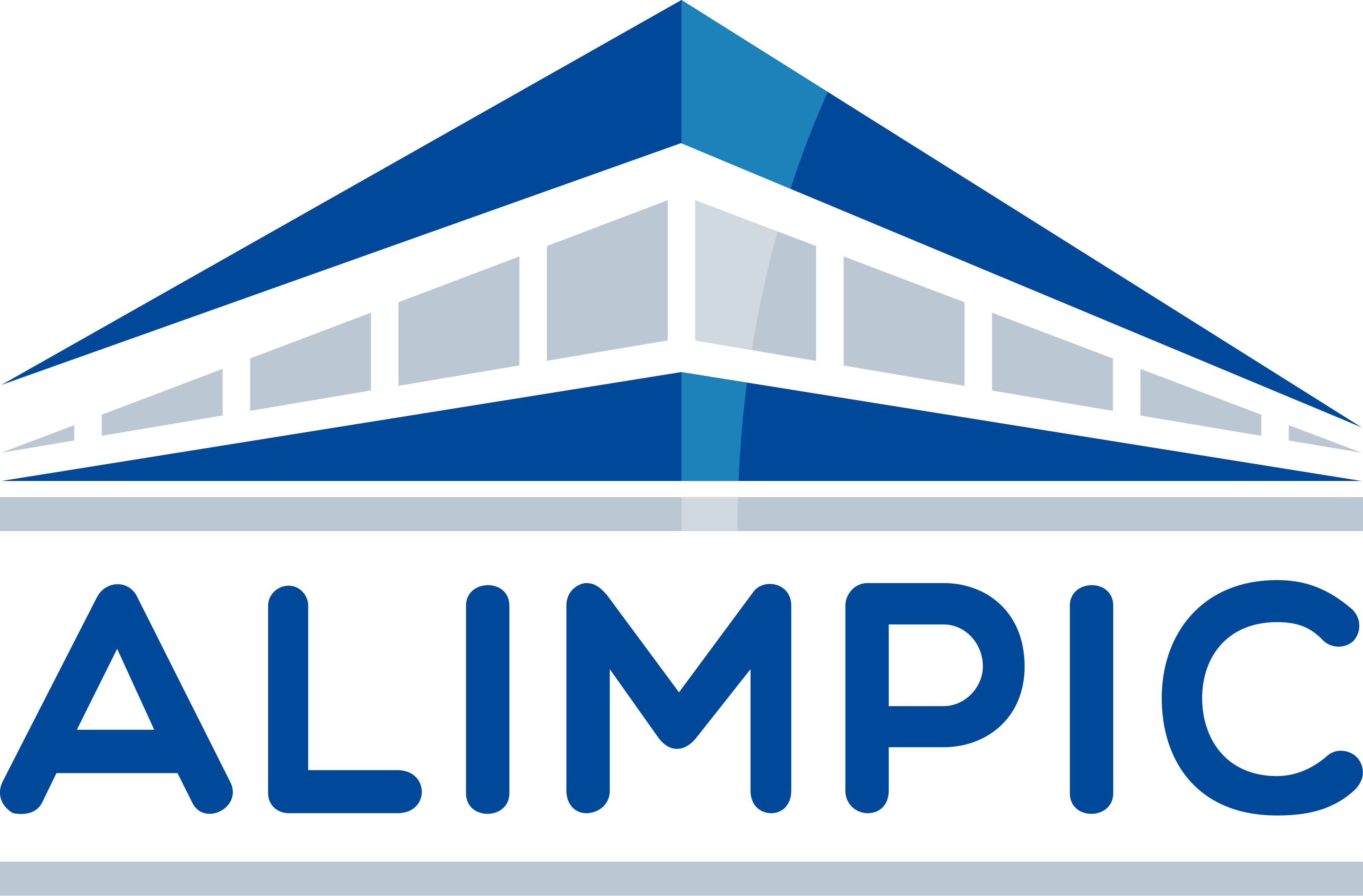 Alimpic — торгово-развлекательный центр